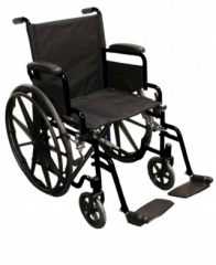 Deluxe Self Propel Wheelchair