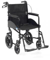 Lightweight Aluminium Expedition Plus Transit Wheelchair